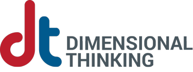 Dimensional Thinking, LLC Retina Logo